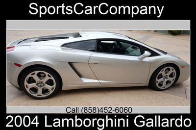 2004 Lamborghini Gallardo 2dr Coupe - Click to see full-size photo viewer