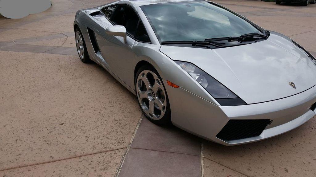 2004 Lamborghini Gallardo 2dr Coupe - 17467045 - 6