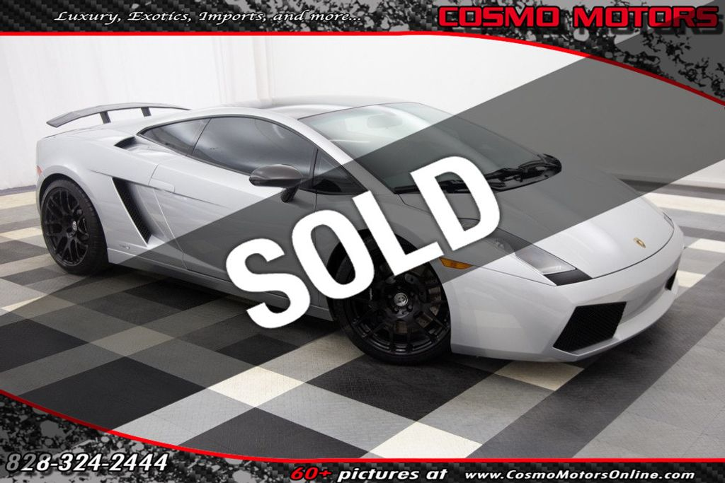 2004 Used Lamborghini Gallardo 2dr Coupe At Cosmo Motors