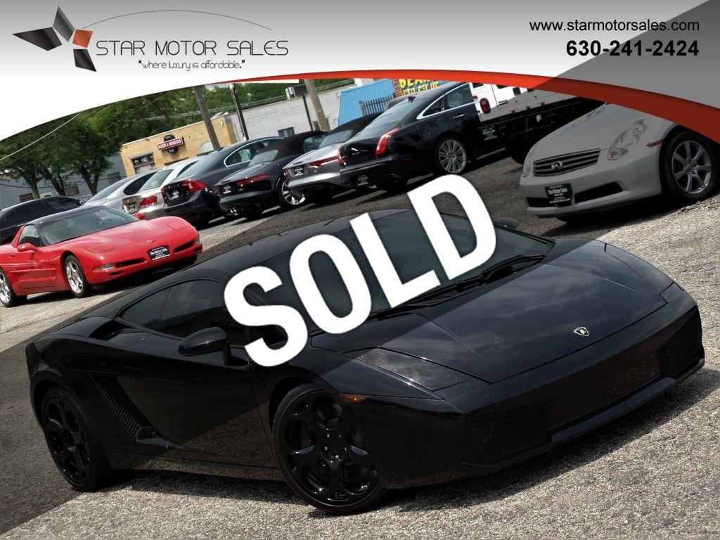 Used Lamborghini Gallardo For Sale Motorcar Com