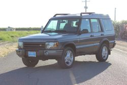 2004 Land Rover Discovery - SALTY19494A843687