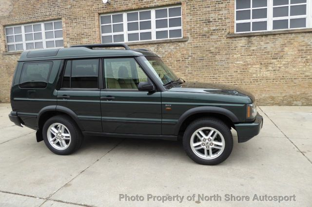 2004 Land Rover Discovery Discovery SE-7 Sport - Click to see full-size photo viewer
