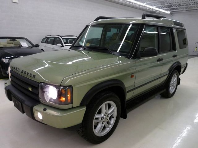 2004 Used Land Rover Discovery Se At Luxury Automax