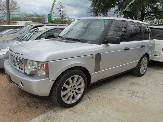2004 Land Rover Range Rover 4dr Wagon Hse Suv For Sale San