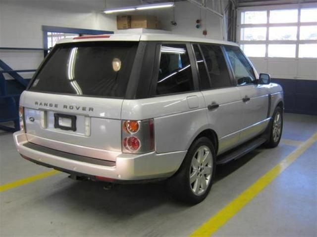 2004 used land rover range rover hse at luxury automax serving chambersburg pa iid 9375046. Black Bedroom Furniture Sets. Home Design Ideas