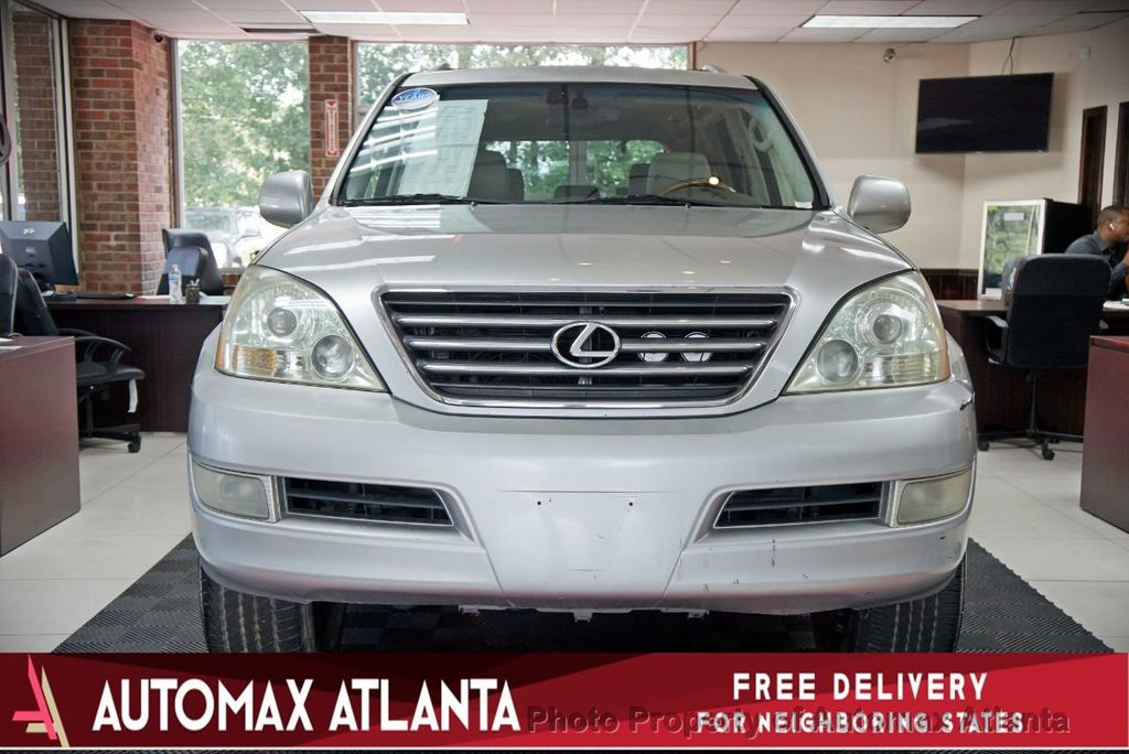 Atlanta Used Cars Lilburn >> 2004 Used Lexus GX 470 4dr SUV 4WD at Automax Atlanta Serving Lilburn, GA, IID 14624700