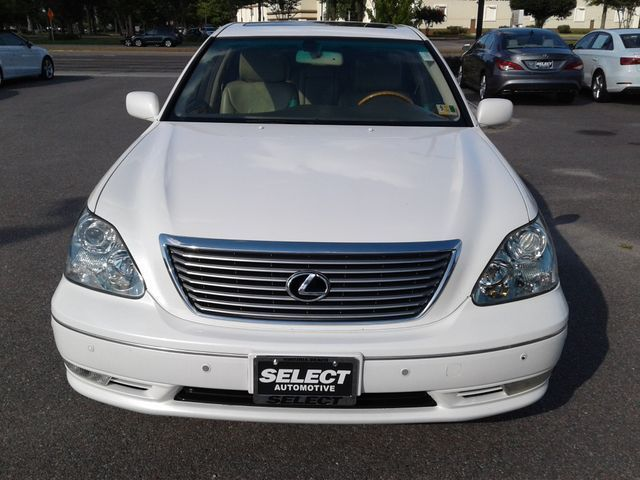 2004 Lexus LS 430 4dr Sedan Sedan for Sale Virginia Beach, VA - $8,991 -  Motorcar com
