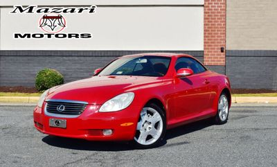 2004 Lexus SC 430 2dr Convertible - Click to see full-size photo viewer