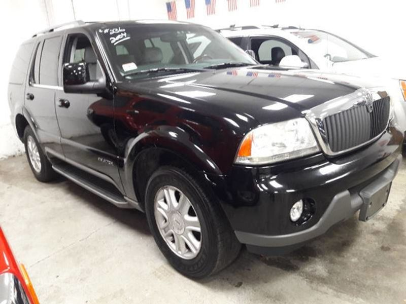 2004 Used Lincoln Aviator Awd 46l V8 Premium At Contact Us