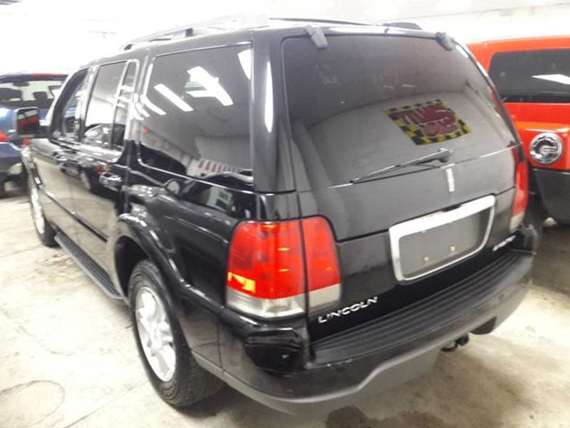 Worksheet. 2004 Used Lincoln Aviator AWD  46L V8  PREMIUM at Contact Us