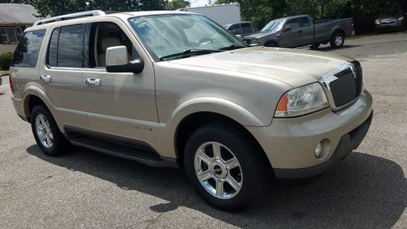 Worksheet. 2004 Used Lincoln Aviator AWD  LUXURY at Contact Us Serving