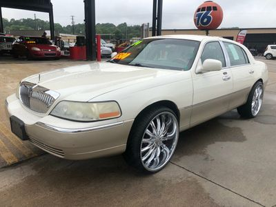 Used Lincoln Town Car At Birmingham Auto Auction Of Hueytown Al