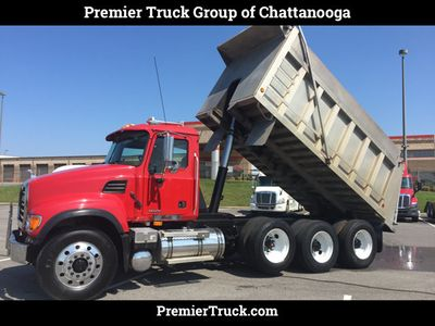 2004 Mack CV713 Dump Truck - Click to see full-size photo viewer