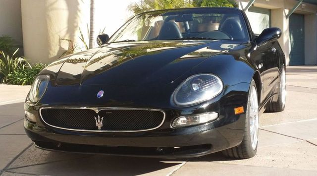 2004 Maserati Spyder 2dr Convertible GT - 14379575 - 2