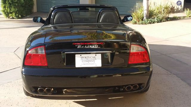 2004 Maserati Spyder 2dr Convertible GT - 14379575 - 40