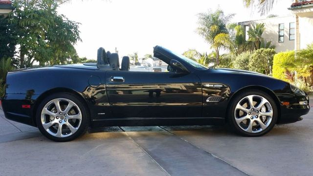 2004 Maserati Spyder 2dr Convertible GT - 14379575 - 5