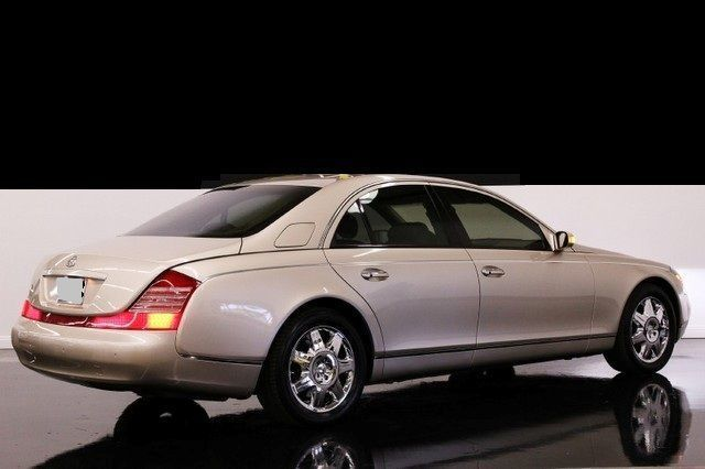 2004 Used Maybach 57 at Sports Car Company, Inc. Serving La Jolla ...