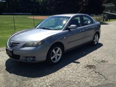 2004 Mazda Mazda3 s 4dr Sedan - Click to see full-size photo viewer
