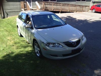 2004 Mazda Mazda6 s - Click to see full-size photo viewer