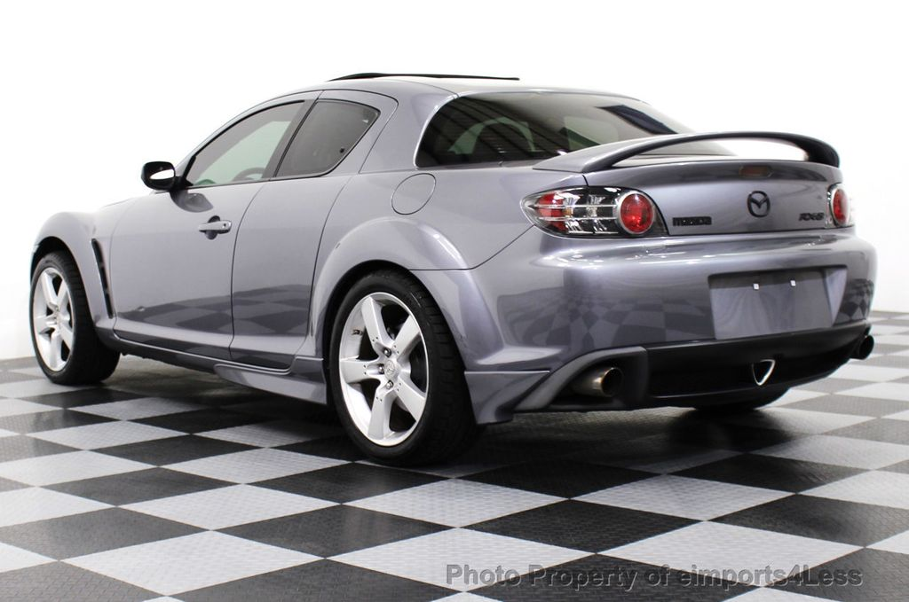 Amazing 2004 Mazda RX 8 GRAND TOURING NAVIGATION 6 SPEED MANUAL TRANS   15117124   2