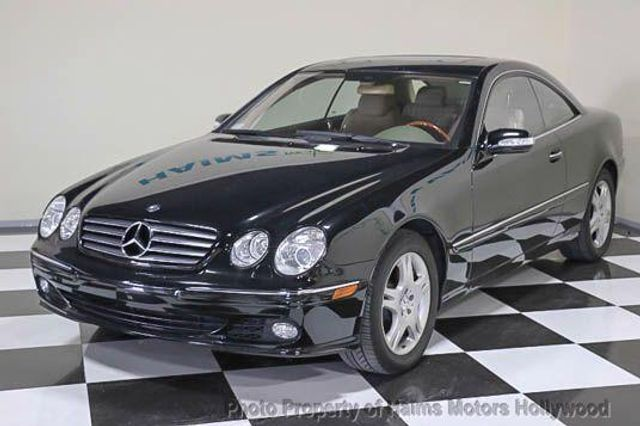 Exceptional 2004 Mercedes Benz CL Class CL500 2dr Cpe 5.0L   12426697   0
