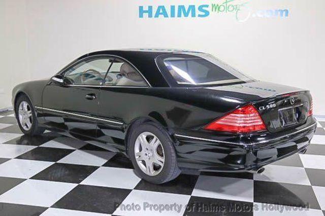 2004 Mercedes Benz CL Class CL500 2dr Cpe 5.0L   12426697   3