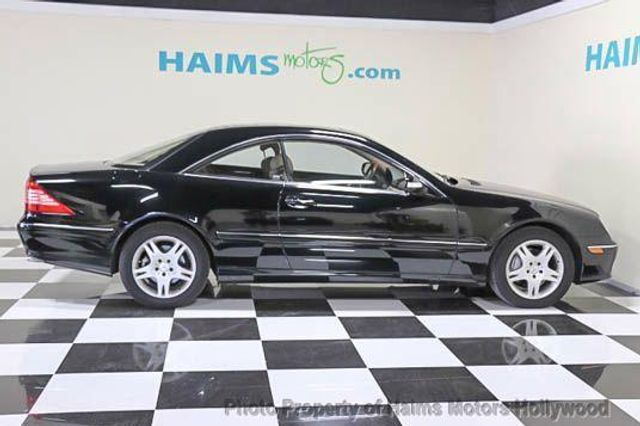 Great 2004 Mercedes Benz CL Class CL500 2dr Cpe 5.0L   12426697   6