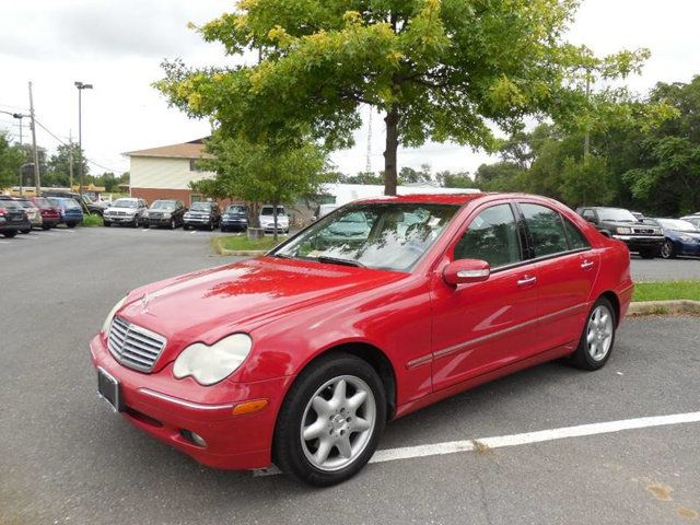 2004 Mercedes Benz C Class C240 4dr Sedan 2 6l 4matic Sedan For Sale Winchester Va 4 999 Motorcar Com