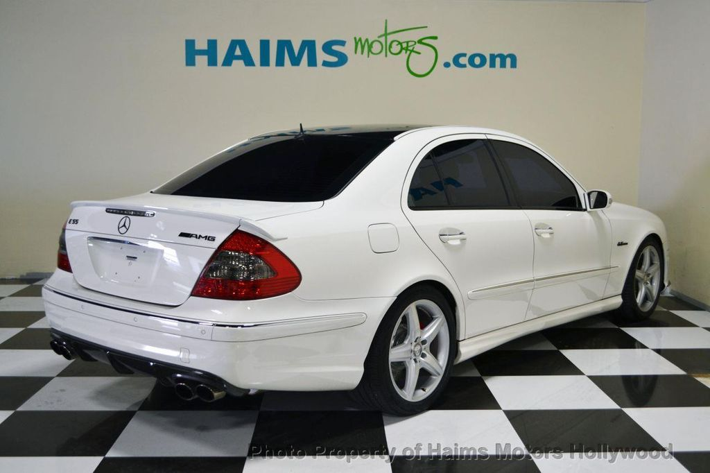 2004 used mercedes benz 4dr sedan 5 5l amg at haims motors serving fort lauderdale hollywood. Black Bedroom Furniture Sets. Home Design Ideas