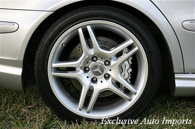 2004 Mercedes-Benz E-Class E55 - Click to see full-size photo viewer