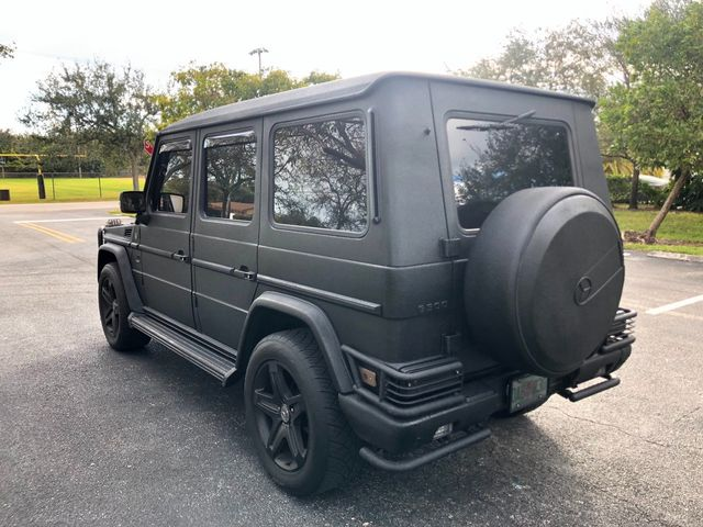 2004 Mercedes-Benz G-Class G500 - Click to see full-size photo viewer