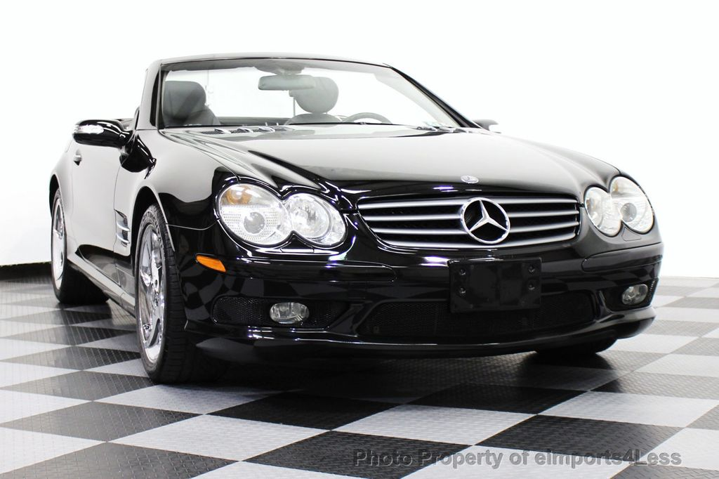 2004 used mercedes benz sl class sl500 2dr roadster 5 0l. Black Bedroom Furniture Sets. Home Design Ideas