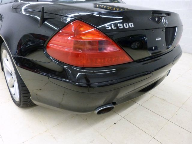 2004 Mercedes-Benz SL-Class SL500 2dr Roadster 5.0L - Click to see full-size photo viewer