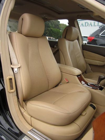 2004 Mercedes-Benz S-Class S430 4dr Sedan 4.3L - Click to see full-size photo viewer