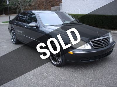 2004 Mercedes-Benz S-Class S500 4dr Sedan 5.0L 4MATIC