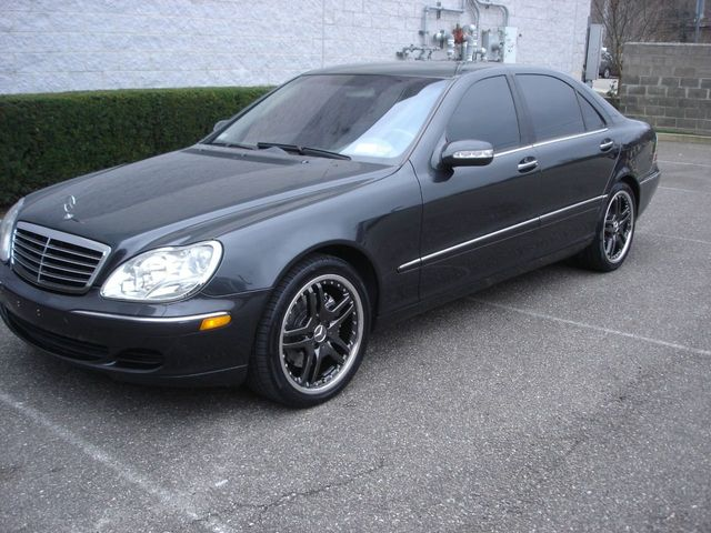 2004 Mercedes-Benz S-Class S500 4dr Sedan 5.0L 4MATIC - 13335354 - 1