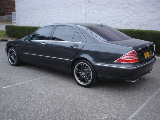 2004 Mercedes-Benz S-Class S500 4dr Sedan 5.0L 4MATIC - 13335354 - 2