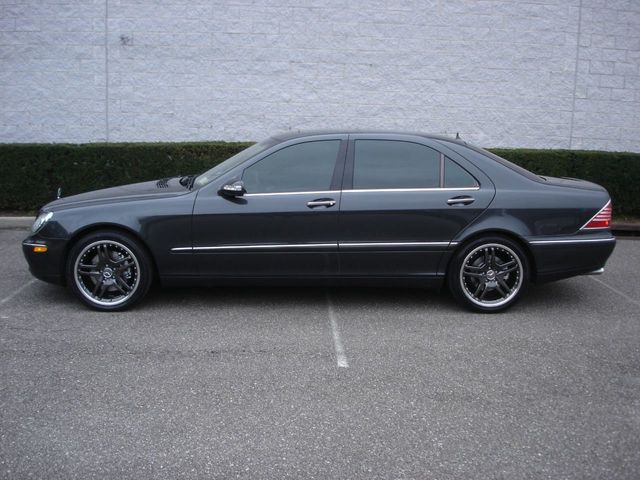 2004 Mercedes-Benz S-Class S500 4dr Sedan 5.0L 4MATIC - 13335354 - 3