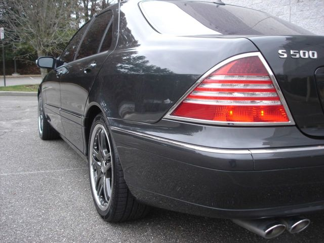 2004 Mercedes-Benz S-Class S500 4dr Sedan 5.0L 4MATIC - 13335354 - 6
