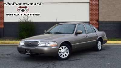 2004 Mercury Grand Marquis 4dr Sedan LS Premium