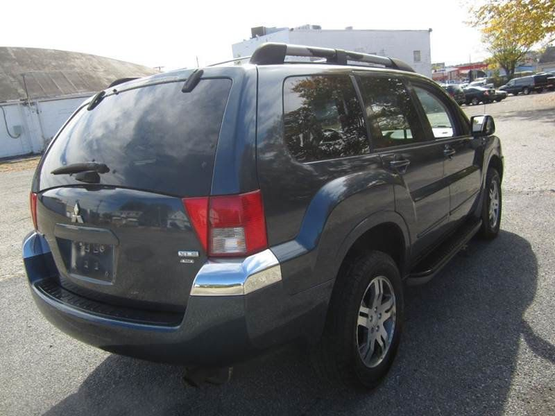2004 used mitsubishi endeavor xls awd 3 8l v6 at. Black Bedroom Furniture Sets. Home Design Ideas