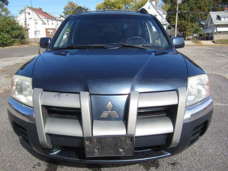 2004 Used Mitsubishi Endeavor Xls Awd 38l V6 At Contact Us