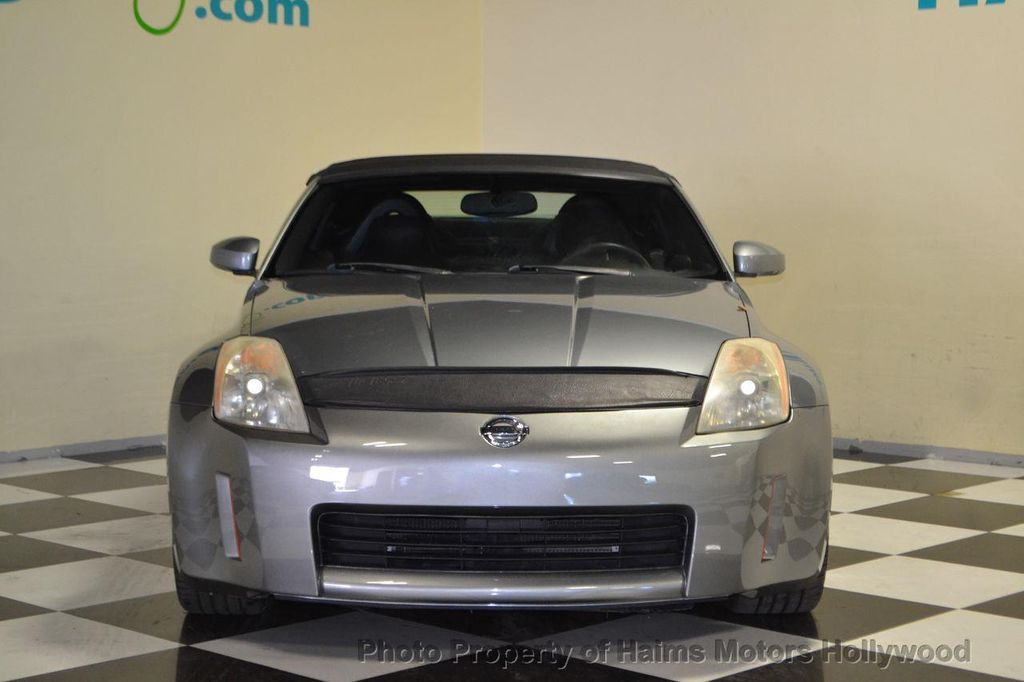 2004 Used Nissan 350z 2dr Roadster Touring Automatic At Haims Motors