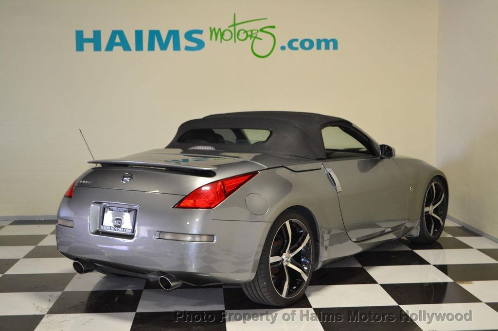 Great 2004 Nissan 350Z 2dr Roadster Touring Automatic   13210713   3