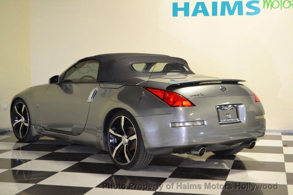 2004 Used Nissan 350Z 2dr Roadster Touring Automatic at Haims Motors ...