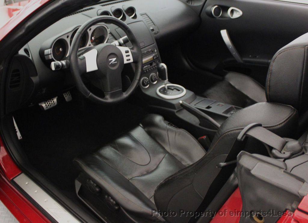 2004 Used Nissan 350Z NISSAN 350Z CONVERTIBLE at eimports4Less ...