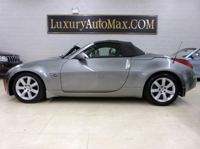 2004 Used Nissan 350z Roadster Enthusiast At Luxury Automax Serving
