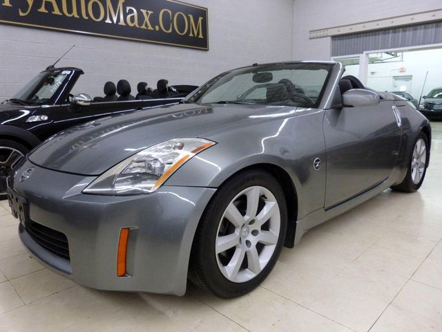 2004 Nissan 350z Roadster Enthusiast Click To See Full Size Photo Viewer
