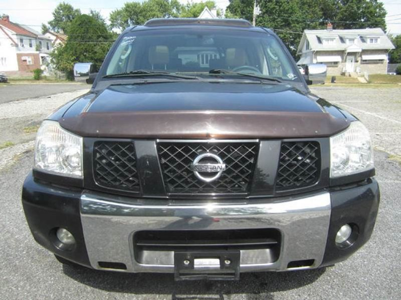 2004 used nissan armada 4x4 se off road at contact us. Black Bedroom Furniture Sets. Home Design Ideas