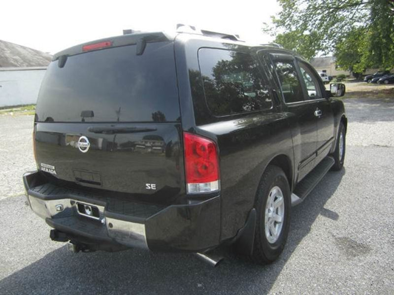 2004 Used Nissan Armada 4x4 Se Off Road At Contact Us Serving